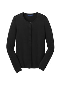 HBPC Port Authority® Ladies Cardigan Sweater LSW285