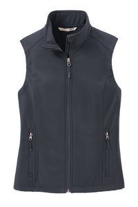 U of R Port Authority® Ladies Core Soft Shell Vest L325