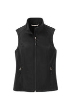 Load image into Gallery viewer, U of R Port Authority® Ladies Core Soft Shell Vest L325