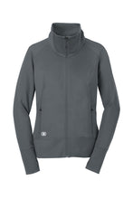 Load image into Gallery viewer, VA Ladies OGIO® ENDURANCE  Fulcrum Full-Zip - LOE700