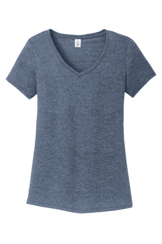 Boces DM1350L  District ® Women's Perfect Tri ® V-Neck Tee