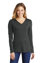 Load image into Gallery viewer, Boces DM139L  District ® Women's Perfect Tri ® Long Sleeve Hoodie