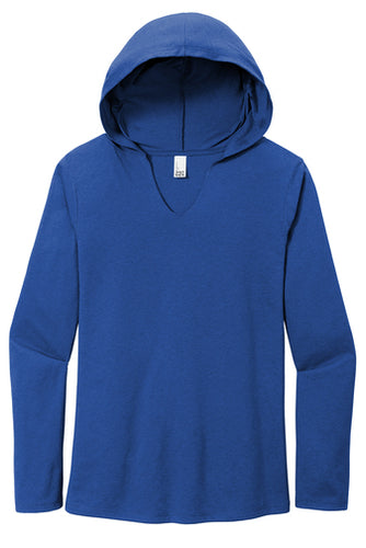 Boces DM139L  District ® Women's Perfect Tri ® Long Sleeve Hoodie