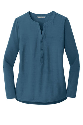 U of R Port Authority® Ladies Concept Henley Tunic LK5432