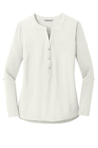 HBPC Port Authority® Ladies Concept Henley Tunic LK5432