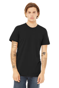 The Cut - BELLA+CANVAS ® Unisex Jersey Short Sleeve Tee BC3001