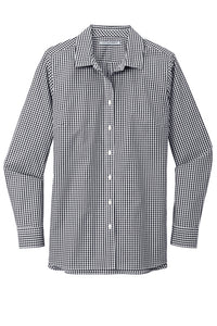 HBPC Port Authority ® Ladies Broadcloth Gingham Easy Care Shirt LW644