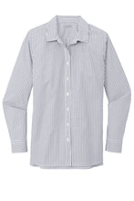 Load image into Gallery viewer, HBPC Port Authority ® Ladies Broadcloth Gingham Easy Care Shirt LW644