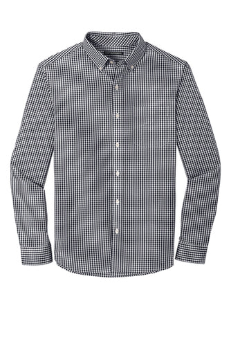 HBPC Port Authority ® Broadcloth Gingham Easy Care Shirt W644