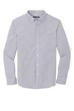 Load image into Gallery viewer, U of R Port Authority ® Broadcloth Gingham Easy Care Shirt W644