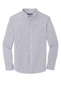 U of R Port Authority ® Broadcloth Gingham Easy Care Shirt W644