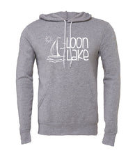 Load image into Gallery viewer, LL Sailboat Unisex Sponge Fleece Pullover Hoodie