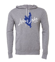 Load image into Gallery viewer, LL Lake Image Unisex Sponge Fleece Pullover Hoodie