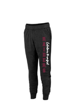 Load image into Gallery viewer, Cal-Mum AG891 Black Augusta Sportswear® 5562 Tonal Fleece Jogger