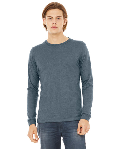 VA BELLA+CANVAS® 3501 BELLA+CANVAS® Unisex Long Sleeve Jersey Tee - CV239