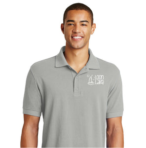LL Sailboat (Embroidered) Eddie Bauer Golf Polo