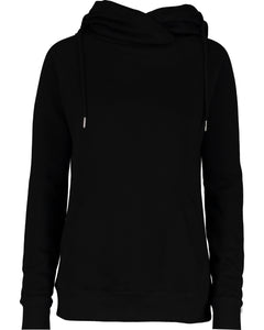 HBPC Enza® Ladies Classic Fleece Funnel Neck Pullover Hood EZ329