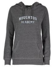 Load image into Gallery viewer, Houghton Academy (Houghton Academy Words) Ladies V-notch hoodie