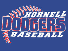 Load image into Gallery viewer, Hornell Dodgers YOUTH T-Shirt