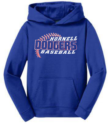 YOUTH Sports Wicking Hoodie
