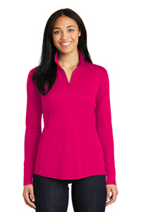 HBPC Sport-Tek® Ladies PosiCharge® Competitor™ 1/4-Zip Pullover LST357