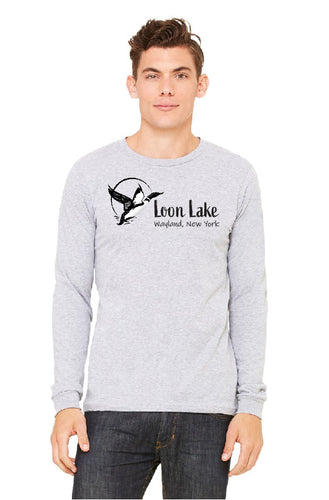 LL Loon Bird Unisex Long Sleeve Jersey Tee