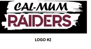 Cal-Mum 8107 Maroon Htr throwback 1/4 zip