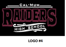 Load image into Gallery viewer, Cal-Mum 5425 WhiteHtr varsity relaxed hoodie