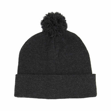 Load image into Gallery viewer, BCOJ MC518 Mega Cap® 5001B Pom Acrylic Beanie w/Cuff