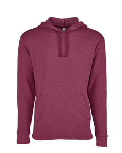 Cal-Mum NL362 Heather Maroon Next Level Apparel™ 9300 Unisex PCH Pullover Hoody