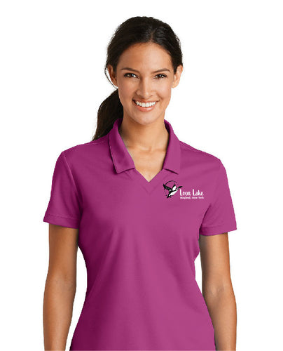 LL Loon Bird (Embroidered) Nike Women's Golf Polo
