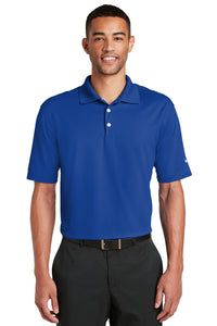 LL Loon Lake Words Only (Embroidered) Nike Dri-Fit Golf Polo