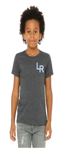 Reinbold BELLA+CANVAS ® Youth Triblend Short Sleeve Tee - BC3413