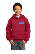 Load image into Gallery viewer, HSC Port & Company® Youth Core Fleece Pullover Hooded Sweatshirt - PC90YH