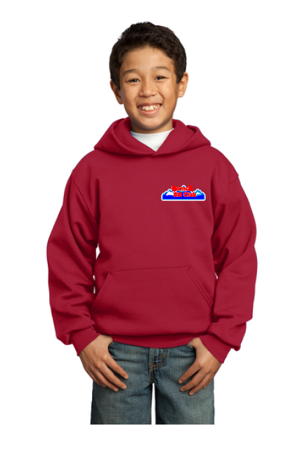 HSC Port & Company® Youth Core Fleece Pullover Hooded Sweatshirt - PC90YH