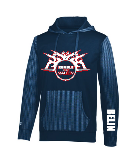HDL HOLLOWAY YOUTH RANGE HOODIE