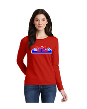 Load image into Gallery viewer, HSC Gildan® Ladies Heavy Cotton™ 100% Cotton Long Sleeve T-Shirt - 5400L