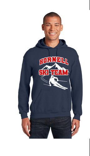 HHS Ski Team Gildan® - Heavy Blend™ Hooded Sweatshirt - 18500