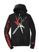 Load image into Gallery viewer, Vicious Ambition YOUTH hoodie