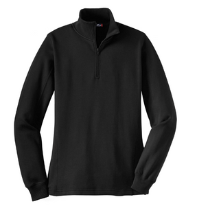 Swain Employee Ladies 1/4-Zip Sweatshirt