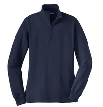 Load image into Gallery viewer, Swain Employee Ladies 1/4-Zip Sweatshirt