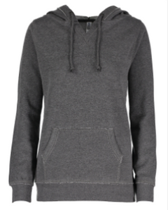 Swain Employee Fleece Pullover Hood