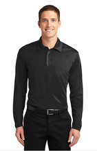 Load image into Gallery viewer, BOCES Silk Touch™ Performance Long Sleeve Polo K540LS