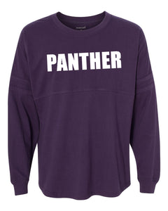 ANDOVER Jersey Pom Pom Long Sleeve T-Shirt - T14