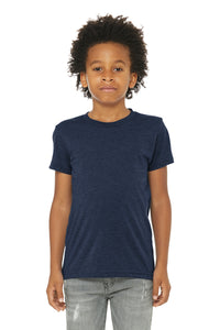 "LL ""Life is Better at Loon Lake"" Youth Triblend Short Sleeve Tee"