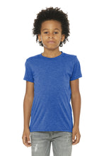 Load image into Gallery viewer, LL Loon Bird Youth Triblend Short Sleeve Tee