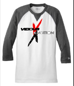 Vicious Ambition Baseball Shirt