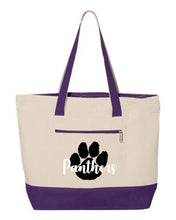 Load image into Gallery viewer, Andover Zippered Tote