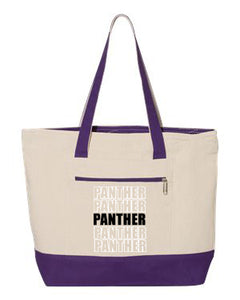 Andover Zippered Tote