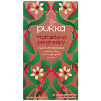 Teabags - Motherkind Pregnancy, Pukka 20 bags